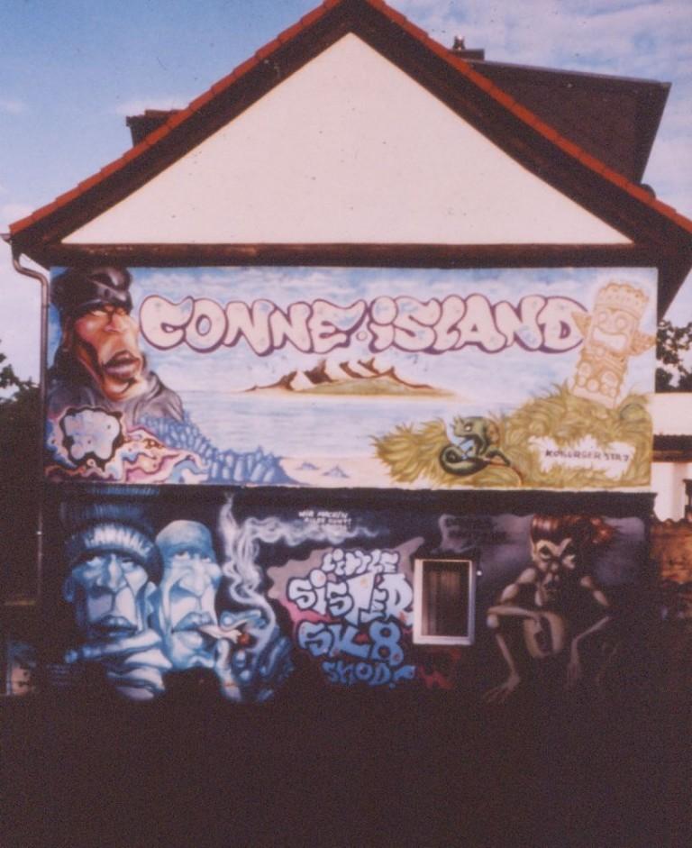 25YRS CONNE ISLAND 1991