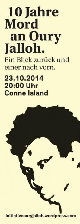 25YRS CONNE ISLAND 2014